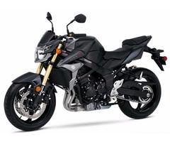 Suzuki GSXS750 2015 Black