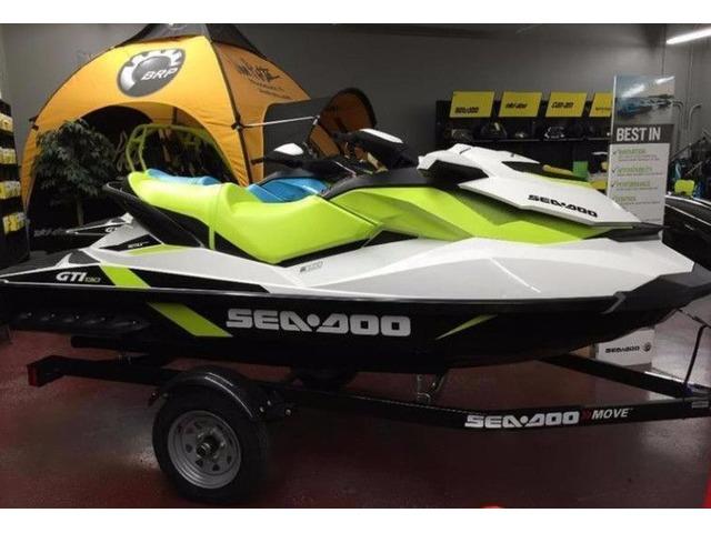 New 2017 Sea Doo Gti 90 Personal Watercraft
