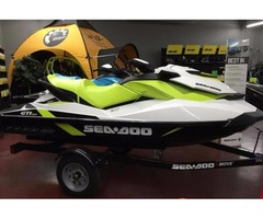 New 2017 Sea-Doo GTI 90 Personal Watercraft