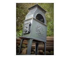 wood stove MORSO 1-B {classic gem}