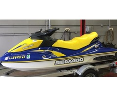 2006 Sea-Doo GTI SE Personal Watercraft - $4495