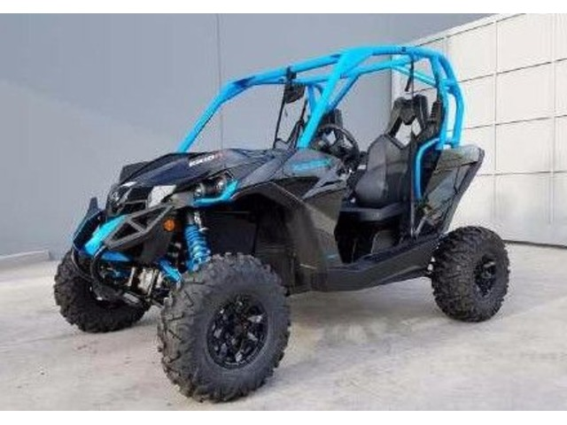 2017 Can Am >> New 2017 Can Am Maverick Dps 1000r Ssv Suvs Woodstock