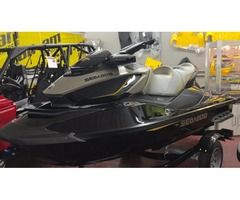 2017 Sea-Doo GTX S 155 Personal Watercraft, stock