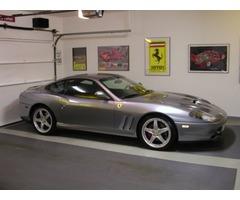 2000 Ferrari 550