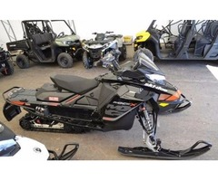 2017 Ski-Doo MXZ X ROTAX 850 E-TEC Ripsaw 1.25 w/Adjustment Package