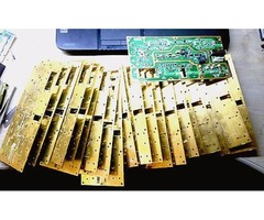 Circuit Pcb Board Scrap for Gold recovery.
