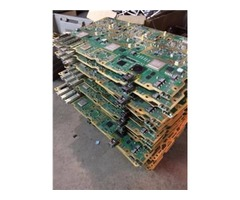 Telecom Board With High Yield Gold recovery