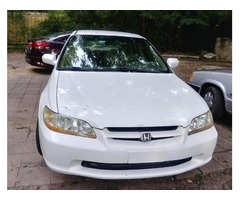 99 Honda Accord