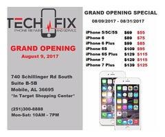 PHONE REPAIRS! FAST AND WARRANTIED