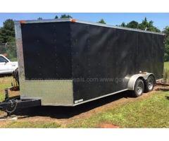 8x16 Cargo Trailer