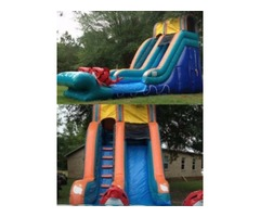 Inflatables for rent water slides