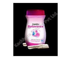 Improve Lactation With Zandu Satavarex Granules