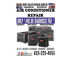 Air Conditioning EXPERTS affordable diagnosis $45