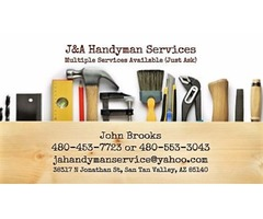 Affordable Handyman Service