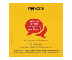 Business Branding and SEO Specialist in New York - WebVizion Global