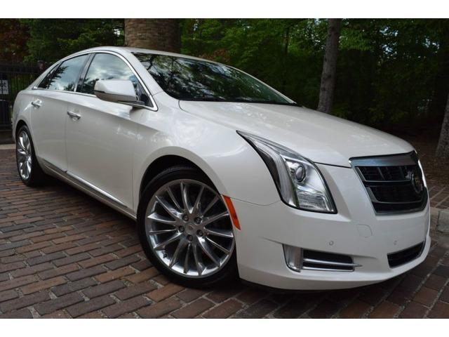 2014 Cadillac XTS AWD PLATINUM V SPORT EDITION