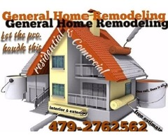 GENERAL HOME REMODELING