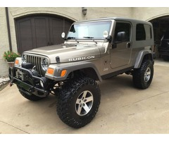 2005 Jeep Wrangler Rubicon Limited Sahara Edition #942 of 1000
