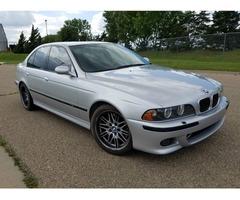 2002 BMW M5 m5