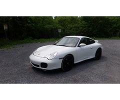 2003 Porsche 911 c4s 996