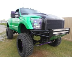 2012 Ford F-250 short bed f250