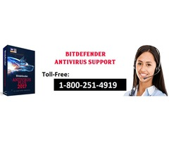 Bitdefender Antivirus Installation is Very Affordable at 1-800-251-4919
