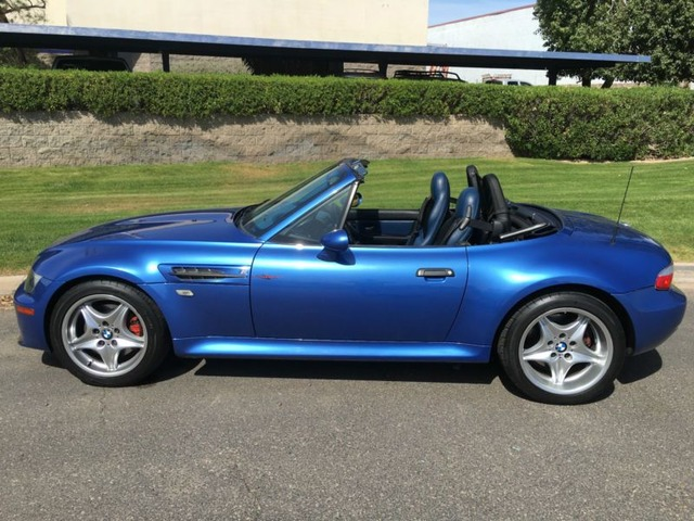 1999 BMW M Roadster & Coupe - Cabriolet - Tucson - Arizona ...
