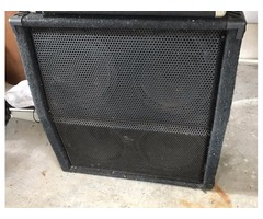 4X12 guitar cabinet for sale