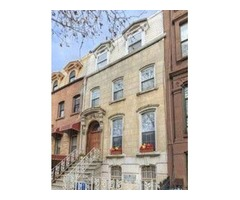 BEAUTIFUL 5 FAMILY HOUSE 141 LEFFERTS PL
