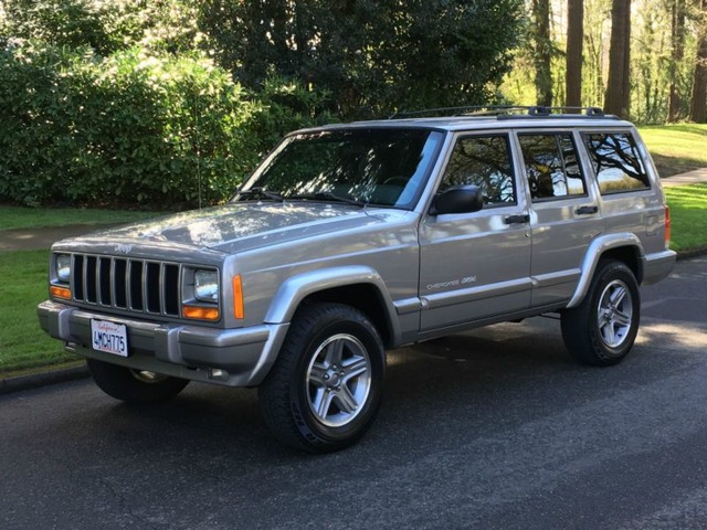Jeep Cherokee Classic >> 2000jeepcherokeejeep Classic Sport