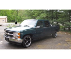 1997 Chevrolet CK Pickup 1500 c1500 double cab
