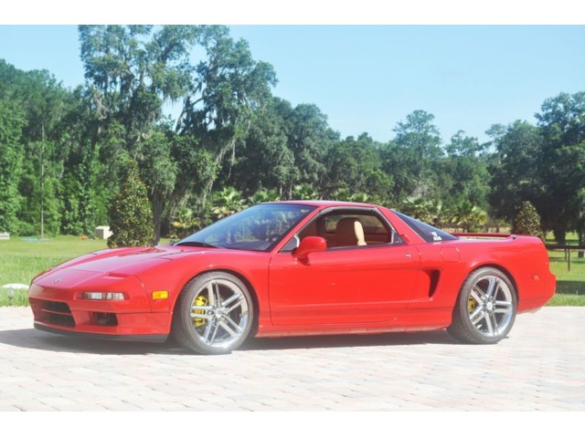 1996 Acura NSX NSX-T - Sports Cars - Youngstown - Florida ... on