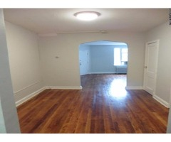 Newly renovated one bedroom + den