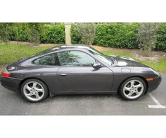2000 Porsche 911 Carerra