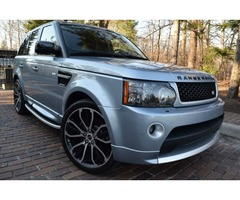 2011 Land Rover Range Rover Sport AWD  HSE SPORT-EDITION