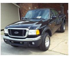 2004 Ford Ranger XLT LEVEL II
