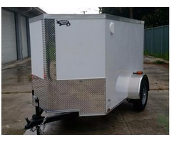 Enclosed Trailer with 2,990 Axle for SALE