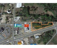 High Traffic Commercial Parcel