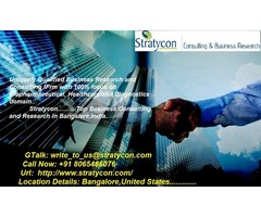 Stratycon - Pharmaceutical Consulting Services in United States