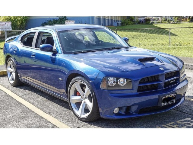 56783 - 2010 Dodge Charger Srt8