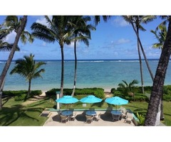 Vacation rental condo ON the beach, Oahu North shore