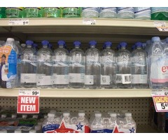 Amazing Discounts on Alkaline Enhanced Water