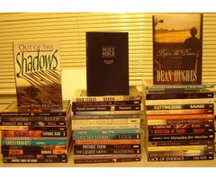 42 LDS Deseret/Covenant novels for ONLY $100