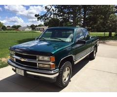 1998 Chevrolet CK Pickup 1500