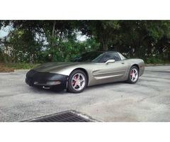2000 Chevrolet Corvette Z-51