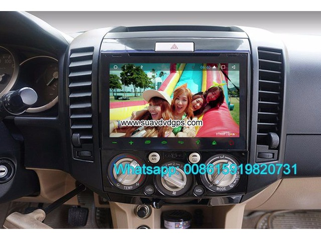 Mazda BT50 Car radio stereo DVD GPS android Wifi navigation camera | free-classifieds-usa.com