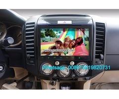 Mazda BT50 Car radio stereo DVD GPS android Wifi navigation camera