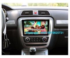Jac T6 Frison Car audio radio update android GPS navigation camera