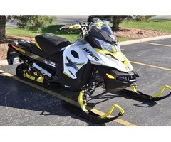 2016 Ski-Doo MXZ X 600 HO E-TEC Snowmobile w/ Adjustment Package - $9995