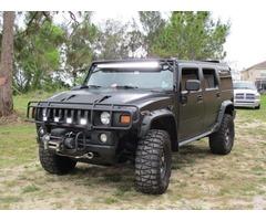 2003 Hummer H2